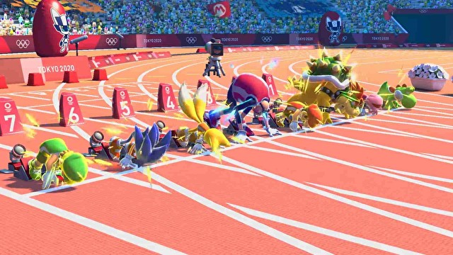 《马力欧&索尼克 东京奥运》确定将于11月发售