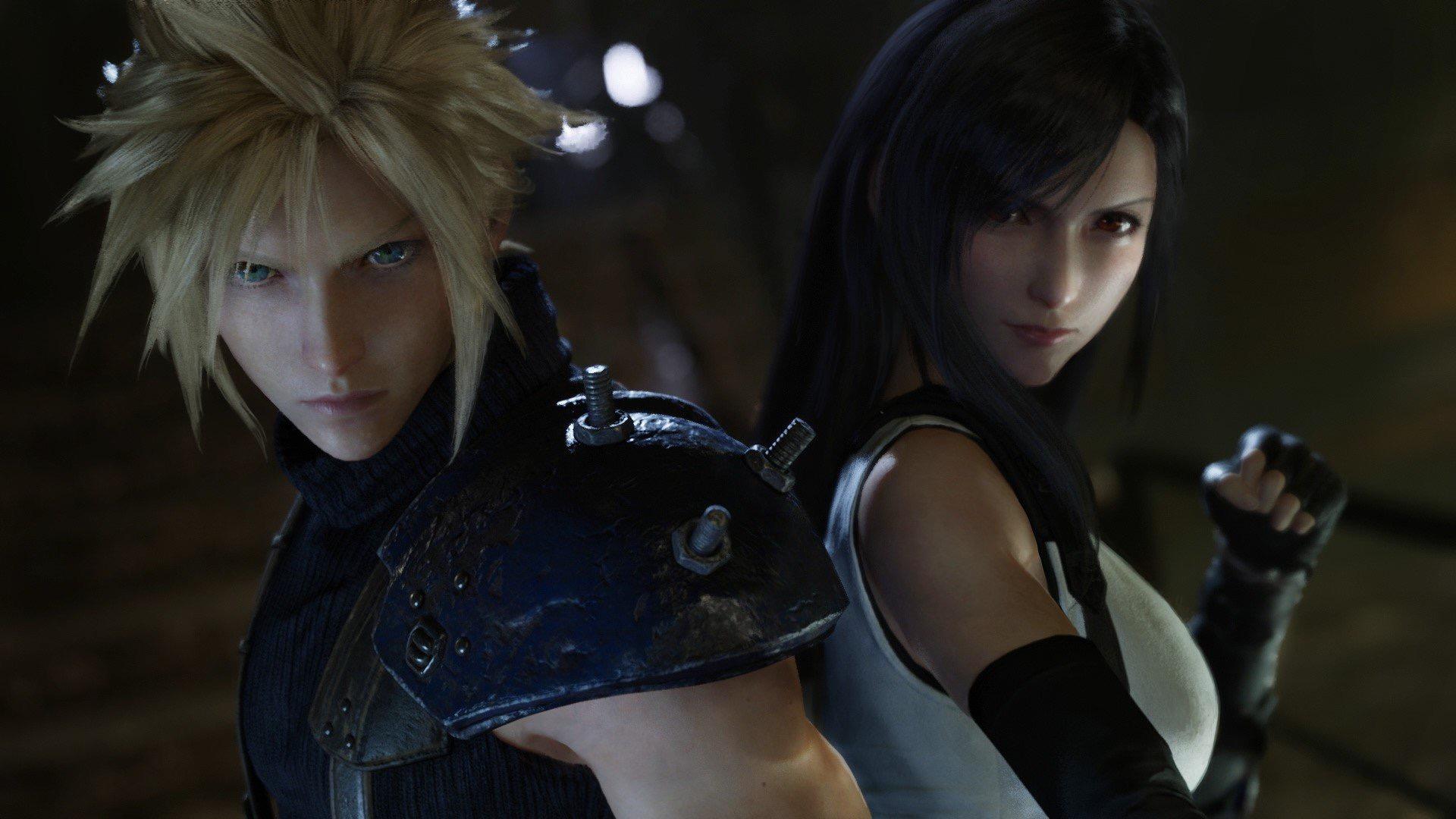 《最终幻想7 重制版》要做几章?制作人自己都不知道