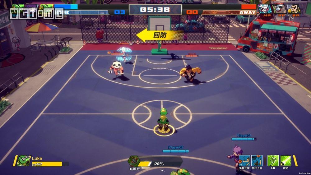 喜欢打篮球吗?我们想邀请你试试这款游戏