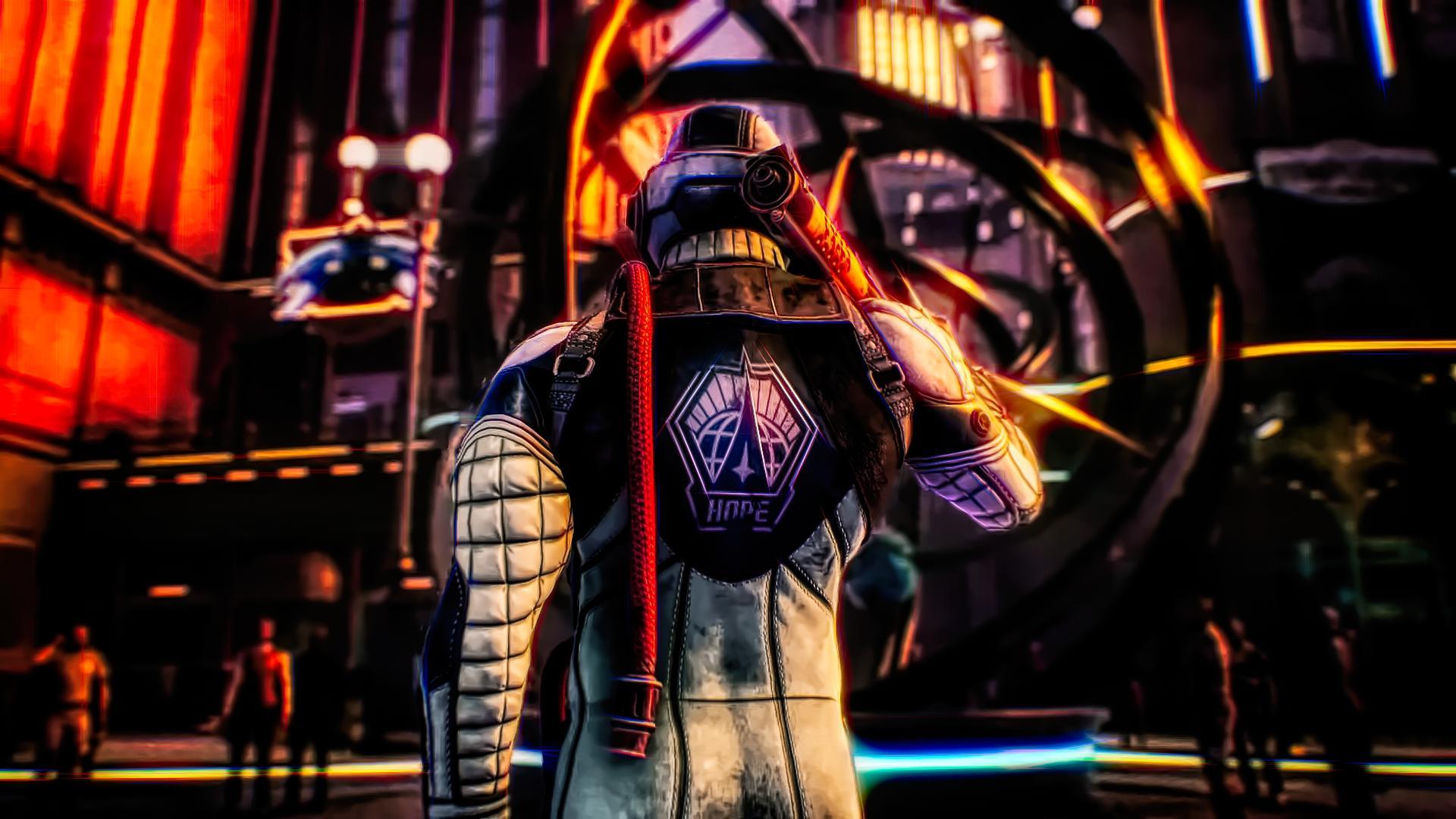 在《天外世界》中,玩家可以选择成为反派