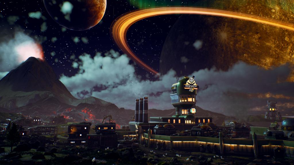 黑曜石:不希望《天外世界》成为充满政治色彩的游戏