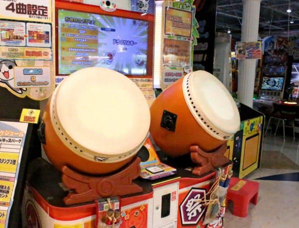 日本《太鼓达人》街机鼓面多次被盗