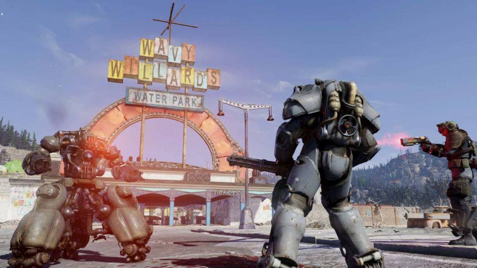 《辐射76》的「贵族」会员正抱团抵抗普通玩家的围剿