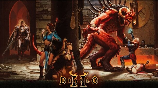 The source code and data of Diablo 2 are damaged. The Remaking may not work