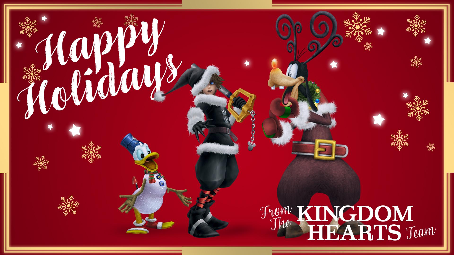 圣誕快樂!您有一份來自各廠商的圣誕賀圖請注意查收
