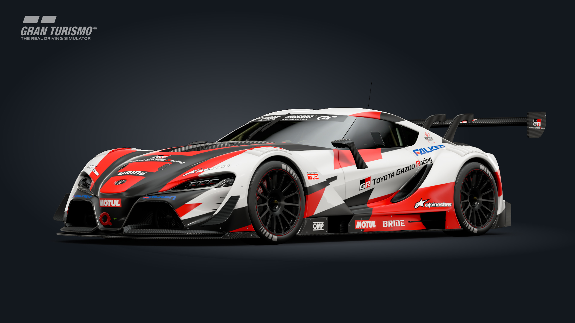 GT racing sport has more than 8.2 million users, the sixth in sales series