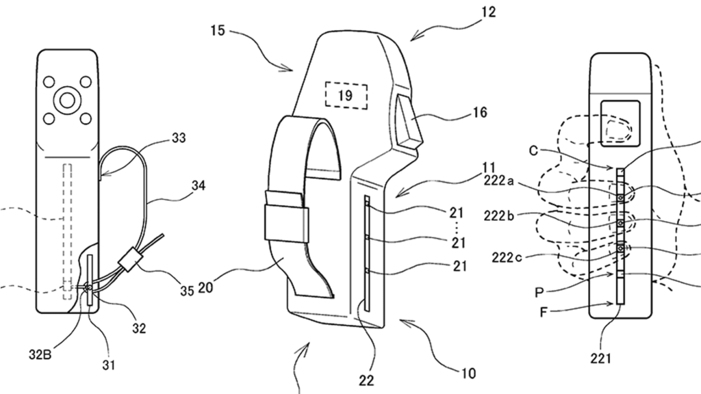 索尼注册了VR控制器新专利,能实现手指追踪