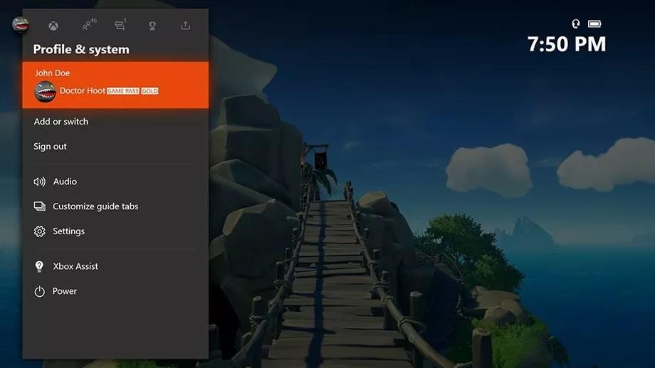 Xbox Series X首发时用户界面将保持与Xbox One一致