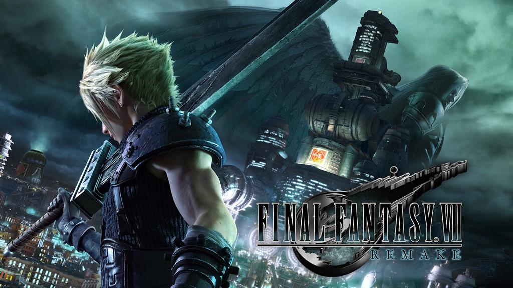英国游戏周销量:《最终幻想7 重制版》登顶