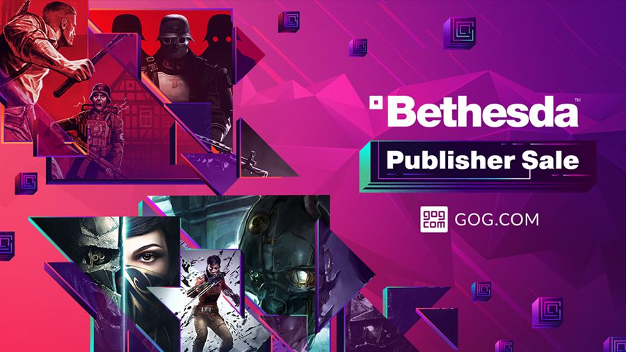 GOG开启QuakeCon特卖,Bethesda游戏大促销