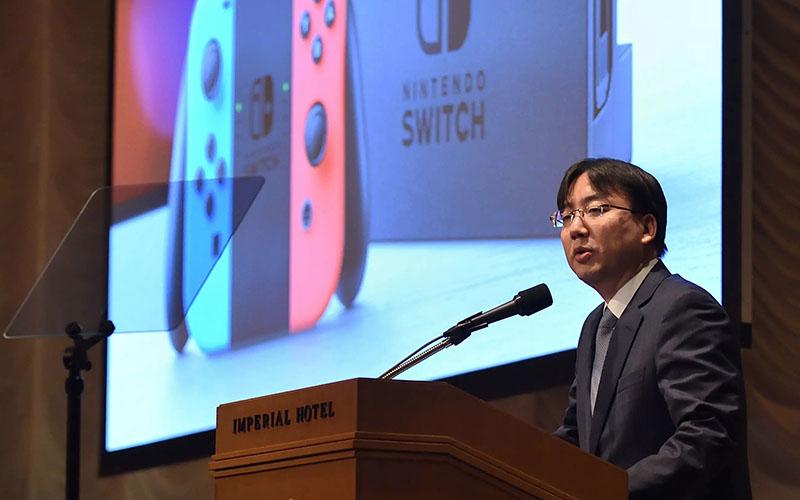 """任天堂:Switch的生命周期已经进入""""中期"""""""