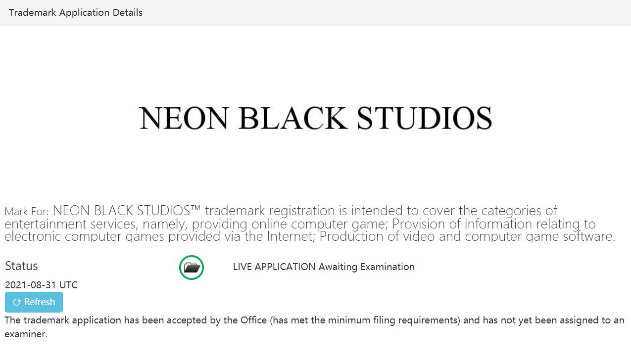 EA注册新商标,可能是其新工作室的名字
